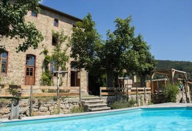 La Chastanha - Saint-Symphorien-de-Mahun, Ardèche