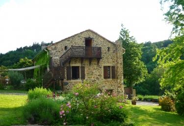 La Vigne Félizier - Chambres d'hôtes - Champis, Ardèche
