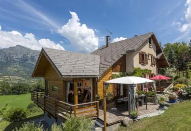 La Coustille - Saint Léger les Mélèzes, Hautes-Alpes