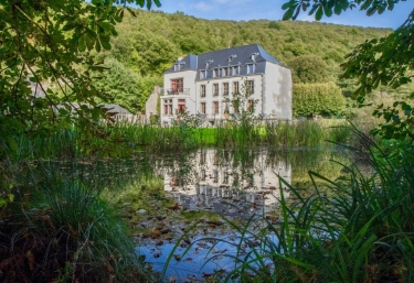 Domaine château Le Risdoux- Le Château - Vireux Wallerand, Ardennes