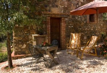 Casa Rural El Búho - Alajar, Huelva
