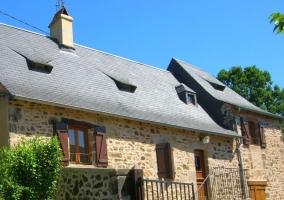 Chez La Louise - Terrasson Lavilledieu, Dordogne