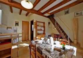 La Truffière- Gîte Castelnaud - Orliaguet, Dordogne