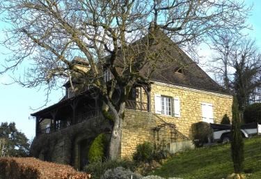 Le Lys de Castelnaud -Chambres - Vézac, Dordogne