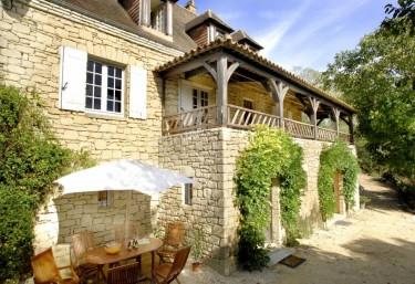 Le Lys de Castelnaud -Gîte de l'Artiste - Vézac, Dordogne