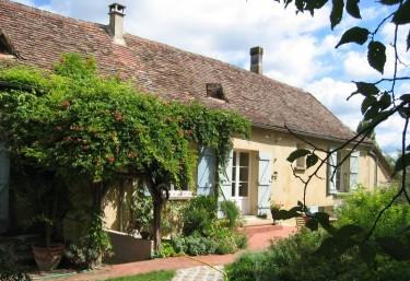 La Gabarie - Chambres - Saint Germain et Mons, Dordogne