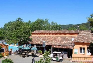 Le Verseau - Gréoux les Bains, Alpes-de-Haute-Provence