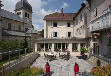 Hôtel La Couronne - Jougne, Doubs
