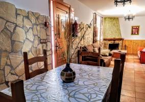 Casa Rural Catalina - Sol de Taberno