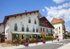 La Poste - Malbuisson, Doubs
