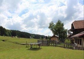 La Randonnée - Les Fourgs, Doubs