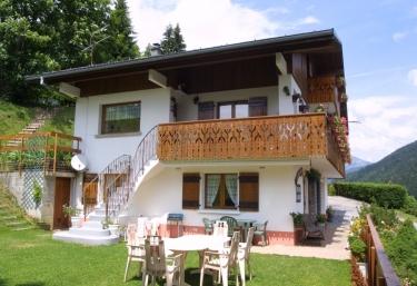 Les Frachettes- Appartement Le Cry - Les Gets, Haute-Savoie