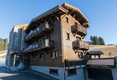 Hôtel Crychar - Les Gets, Haute-Savoie
