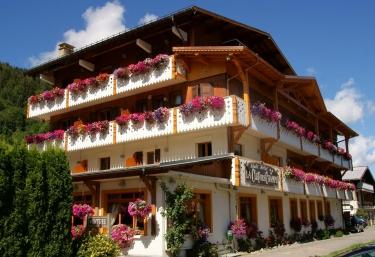 Hôtel La Clef des Champs - Morzine, Haute-Savoie