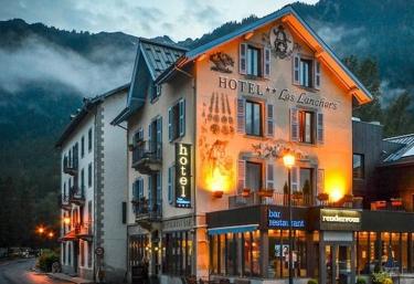 Hôtel Les Lanchers - Les Praz de Chamonix, Haute-Savoie