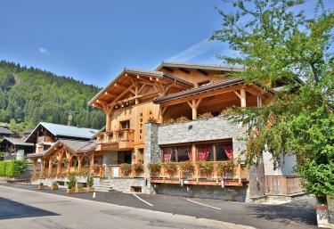Hôtel Alpen Roc - Morzine, Haute-Savoie