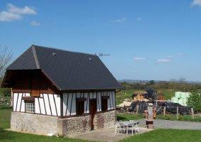 Gîte des Tourterelles - Marais-Vernier, Eure