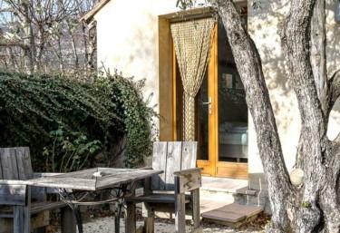 La Roseraie - Tilleul - Condorcet, Drôme