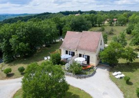 La Truffière- Gîte Fénelon - Orliaguet, Dordogne