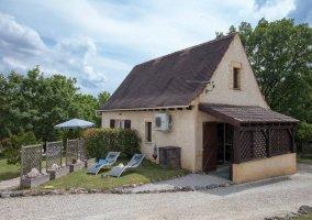 La Truffière- Gîte Montfort - Orliaguet, Dordogne