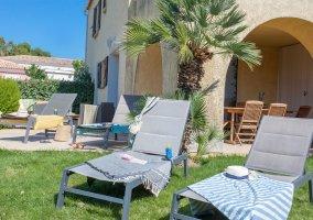 Résidence Acquavital- Olivier - Calvi, Corse
