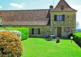 Combas Village de Gîtes- Amandine - Saint Crépin et Carlucet, Dordogne