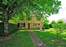Combas Village de Gîtes- Christine - Saint Crépin et Carlucet, Dordogne