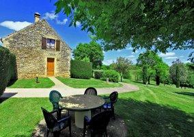 Combas Village de Gîtes- Delphine - Saint Crépin et Carlucet, Dordogne
