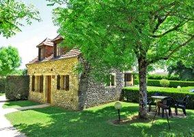 Combas Village de Gîtes- Evelyne - Saint Crépin et Carlucet, Dordogne