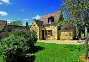 Combas Village de Gîtes- Francine - Saint Crépin et Carlucet, Dordogne