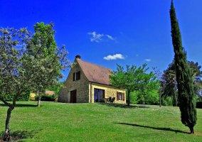 Combas Village de Gîtes- Joséphine - Saint Crépin et Carlucet, Dordogne