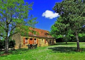Combas Village de Gîtes- Justine - Saint Crépin et Carlucet, Dordogne