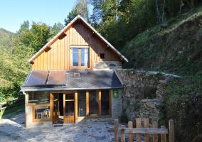 Ecogîte Les Ribes - Biert, Ariège