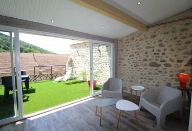 Gîte de l'armu - Savas, Ardèche