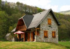 Le Gîte d'Ayer - Les Bordes sur Lez, Ariège