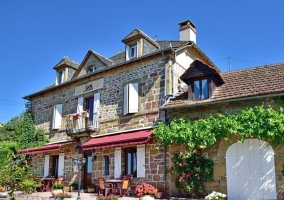 La diligence - Noailhac, Corrèze
