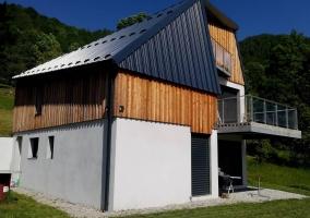 Le gite de Peyriguels - Vicdessos, Ariège