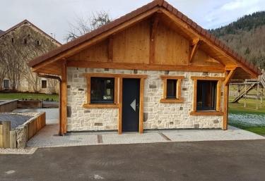 La Langouette-Le Petit Gîte - Les Planches-près-Arbois, Jura