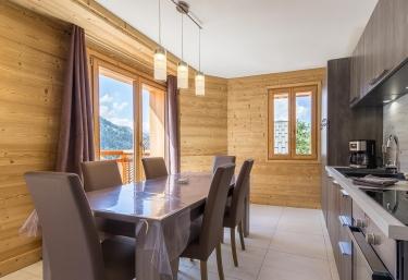 La Louve - Hauteluce, Savoie
