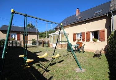 Gîte des Raviers - Arleuf, Nièvre