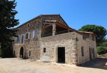 Le Mas - Joyeuse, Ardèche