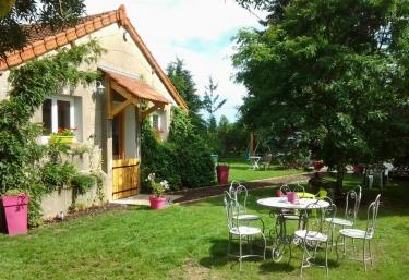 Gîte des Mauves - Moulins, Allier