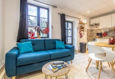 La Petite Maison Clémenso - Cluny, Saône et Loire