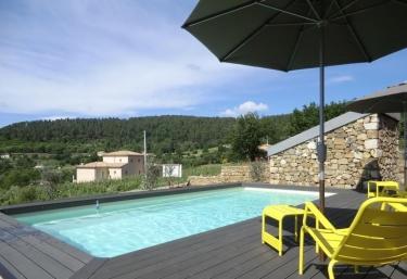 Aliandre - Picholine - Sanilhac, Ardèche