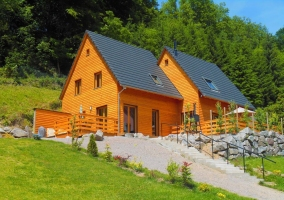 Les Chalets du Walsbach- La Cigogne