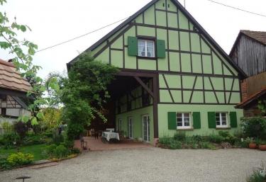 La Grange de Manu - Marckolsheim, Bas Rhin