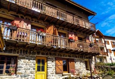 Gite le Chardon Bleu- L'Ecole - La Grave, Hautes-Alpes