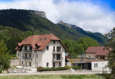 Les Gélinottes- Appartement Sallanchon - Gresse en Vercors, Isère