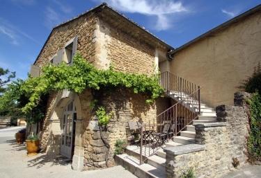 Syrah - Domaine de Montine - Grignan, Drôme