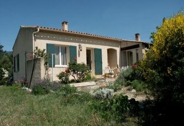 Gîte Honoré - Cabrières d'Aigues, Vaucluse